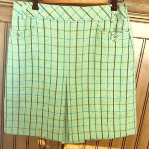 Loft Wool skirt size 10P